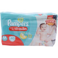 Tã Quần Pampers M40 RE