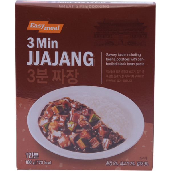 Sốt Tương Đen Easy Meal 180G