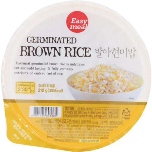 Gạo Nâu Nấu Sẵn Easy Meal 210G