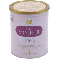 Sữa Bột I Am Mother 3 Hộp Thiếc 800G