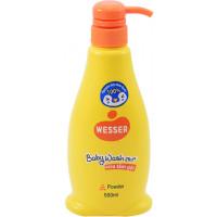 Sữa Tắm Gội Wesser Cam 2IN1 500Ml