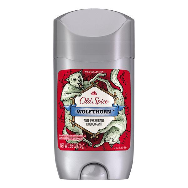 Sáp Khử Mùi Old Spice Wolfthorn 73G