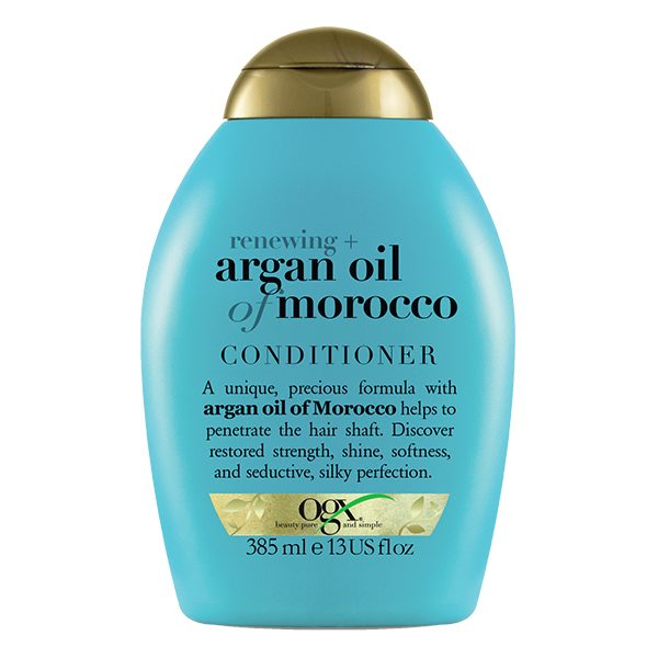 Dầu Xả OGX Renewing Argan Oil Of Morocco Chai 385Ml
