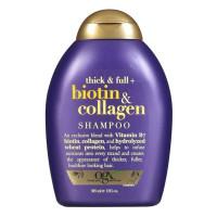 Dầu Gội OGX Thick & Full Biotin Collagen Chai 385Ml