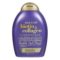 Dầu Xả OGX Thick & Full Biotin Collagen Chai 385Ml