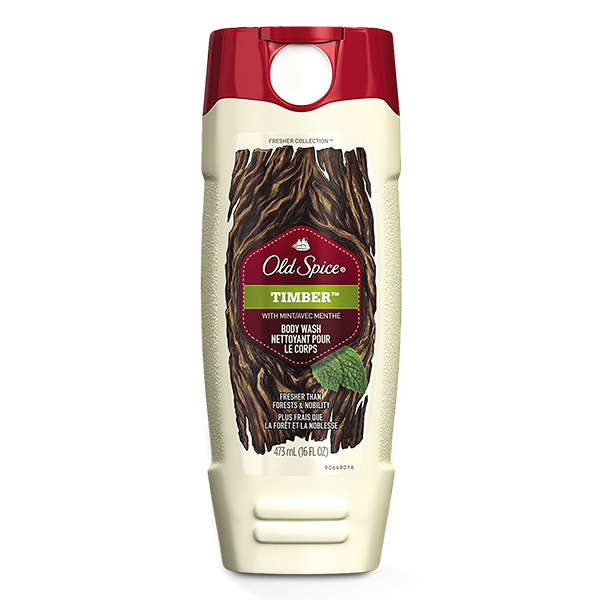 Sữa Tắm Old Spice Timber 473Ml