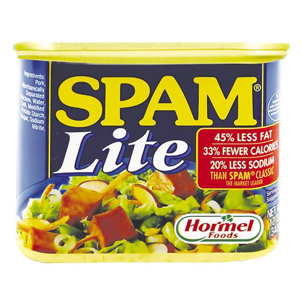 Thịt Hộp Hormel Spam Lite Meat 340G