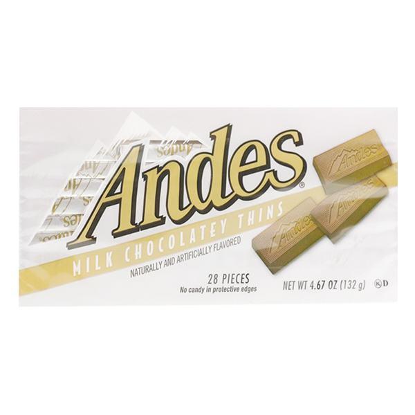 Socola Andes Sữa 132G