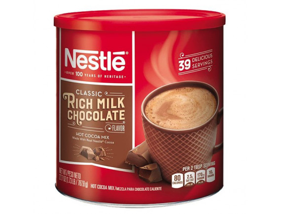 Thức Uống Cacao Nestle Hot Choco Mix Hộp 787.8G