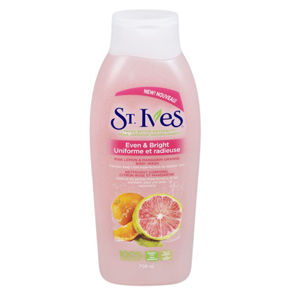 Sữa Tắm ST.Ives Cam Chanh 709Ml