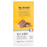 Socola Pháp Vị Sữa No Brand 100G