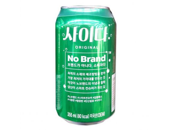Nước Giải Khát Cider No Brand 355Ml