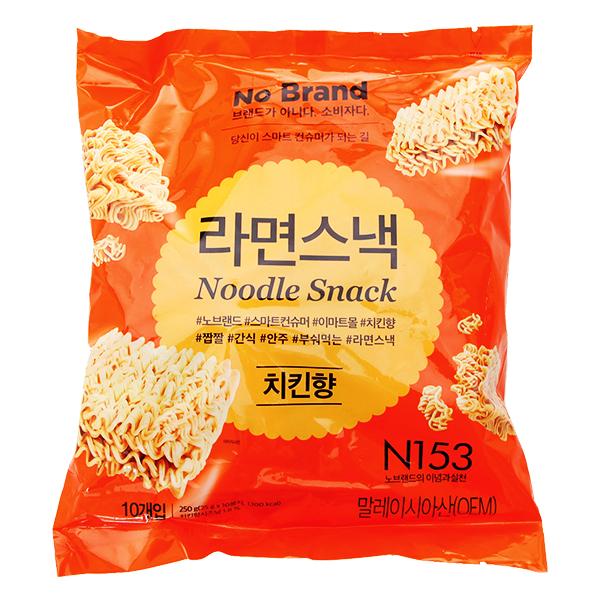 Snack Mì Ăn Liền No Brand 250G