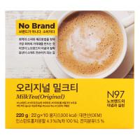 Trà Sữa Truyền Thống No Brand Hộp 10 Gói