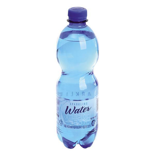 Nước Soda Sparkling No Brand Chai 500Ml