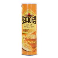 Snack Tortilla No Brand Giòn Vị Phô Mai Hộp 110G
