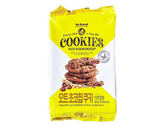 Bánh Ngũ Cốc Vị Choco No Brand Gói 208G