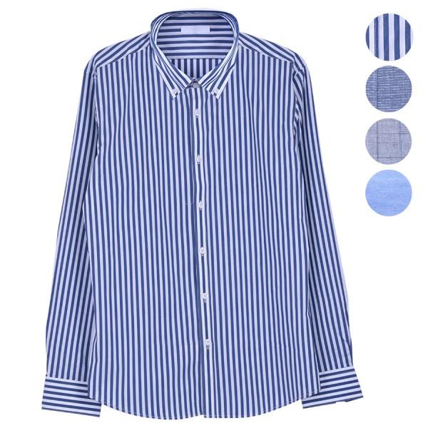 Áo Sơ Mi Nam Daiz Tay Dài Slimfit Size M (Nhiều Màu)