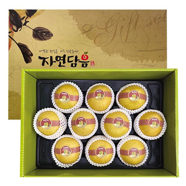 Hộp Quà 10 Trái Lê Hàn Quốc Premium Size 600G Up/Trái