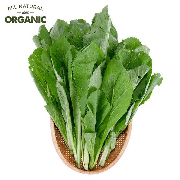 Cải Xanh Organic Happy Vegi 250G