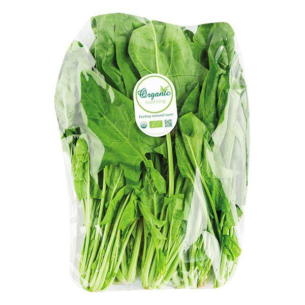 Cải Bó Xôi Hữu Cơ Organic Food King 250G