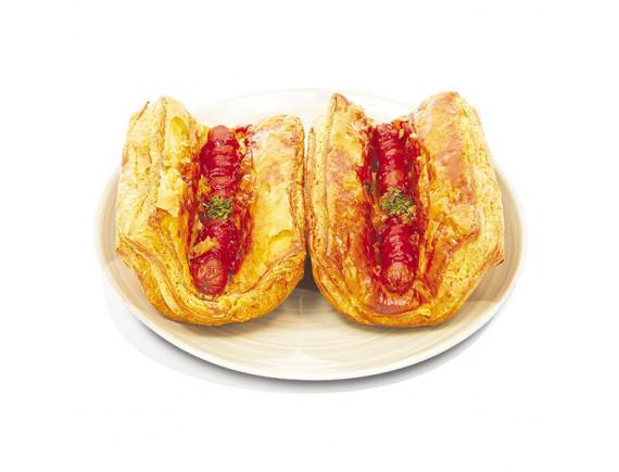 Bánh Danish Xúc Xích