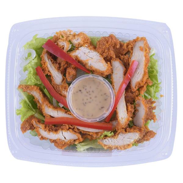 Salad Gà Nugget
