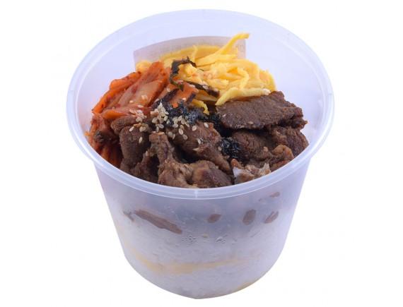 Cơm Ly Hàn Quốc (Thịt Heo Xào) (C)