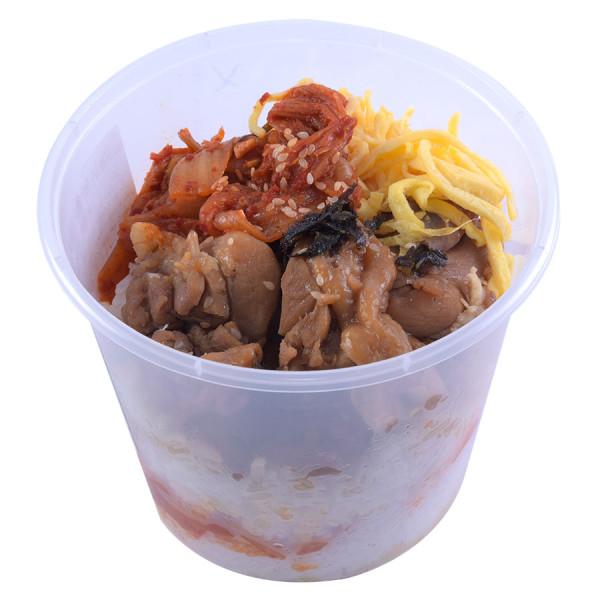 Cơm Ly Hàn Quốc (Thịt Gà)  (C)