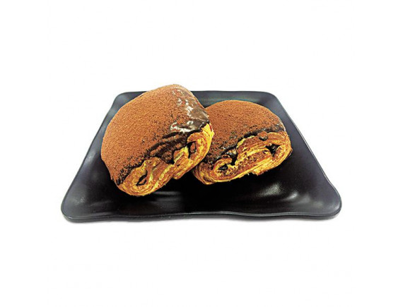 Bánh Danish Socola