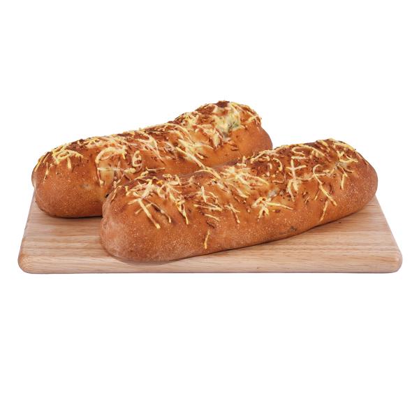 Bánh Mì Nhân Thịt Heo