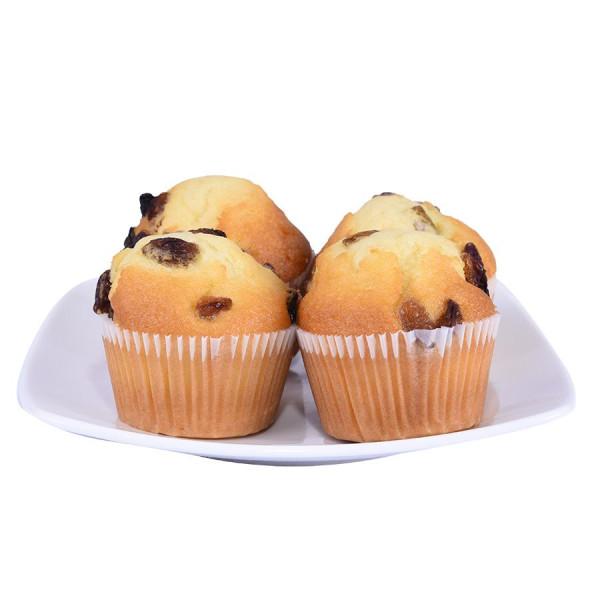 Bánh Muffin Nho Khô Hộp 3*60G