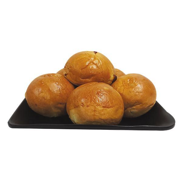 Bánh Mì Bơ Nho Khô Túi 10 Cái*35G