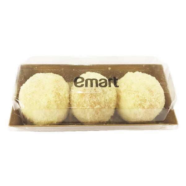Set 3 Bánh Custard Nhân Kem
