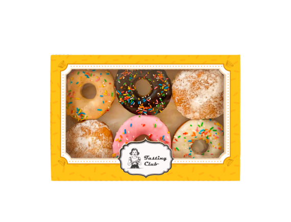 Set 6 Bánh Donut
