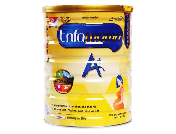 Sữa Bột Enfamama A+ Vani 900G