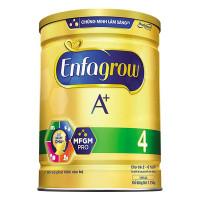 Sữa Dinh Dưỡng Enfagrow A+4 DHA MFGM Pro 1750G