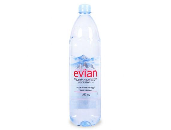 Nước Khoáng Evian 1.25L