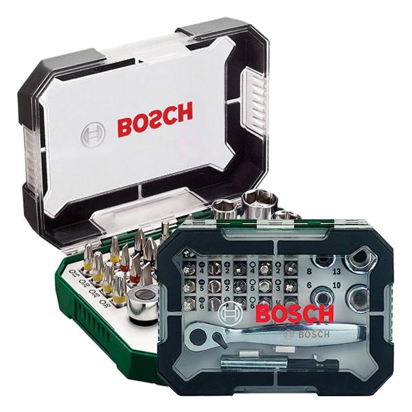 Bộ Vặn Vít Bosch 26 Món