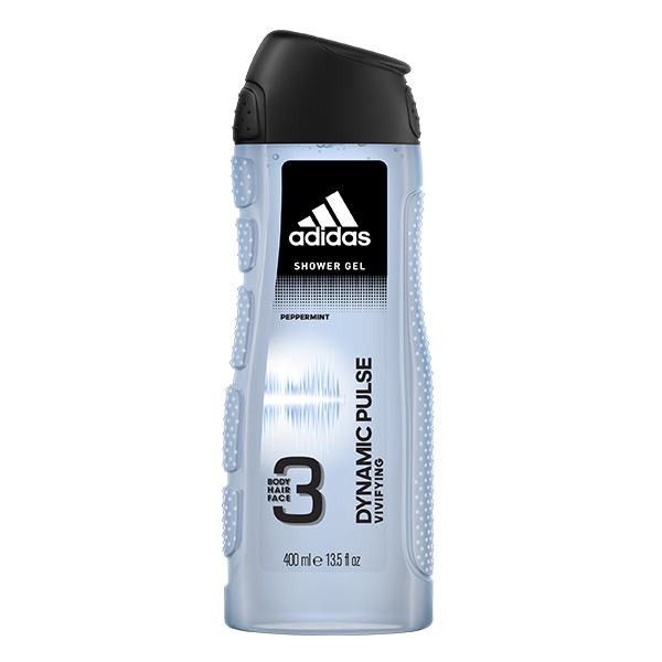 Sữa Tắm Gội Adidas Dynamic Pulse 400Ml