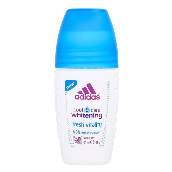 Lăn Khử Mùi Adidas Fresh White 40Ml