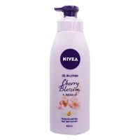 Sữa Dưỡng Thể Nivea Anh Đào 450Ml
