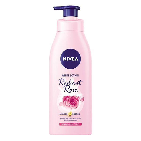 Sữa Dưỡng Thể Nivea Radiant Rose 350Ml