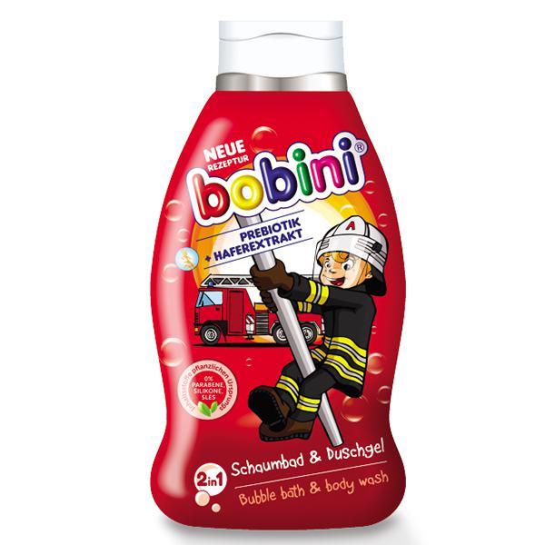 Tắm Gội Bobini Trẻ Em - Siêu Anh Hùng 660Ml