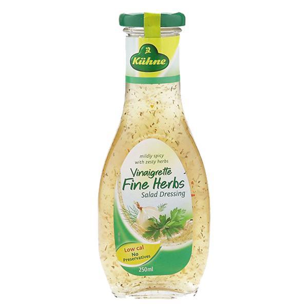 Sốt Salad Kuhne Vị Bạc Hà 250Ml