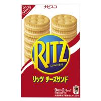 Bánh Ritz Nhân Phô Mai Hộp 160G