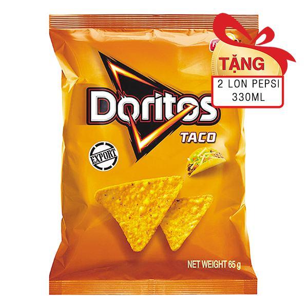 Snack Doritos Vị Taco 65G
