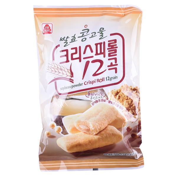 Bánh Đậu Nành 12 Loại Ngũ Cốc Crispy 180G