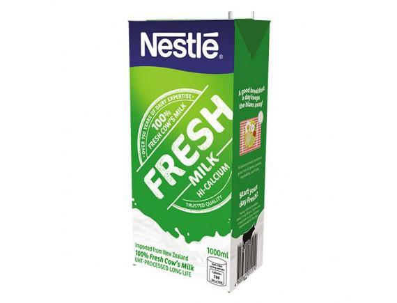 Sữa Tươi Tiệt Trùng Nestle Fresh Milk Hộp 1L