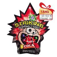 Kẹo Nổ Striking Vị Coca 30G